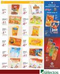 cereales y mas productos de consumo basico en el hogar