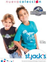 new collection for kiDs JURASSIC WORLD t-shirt savings