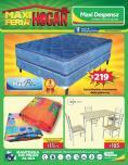 ofertas feria de hogar MAXI DESPENSA junio 2015