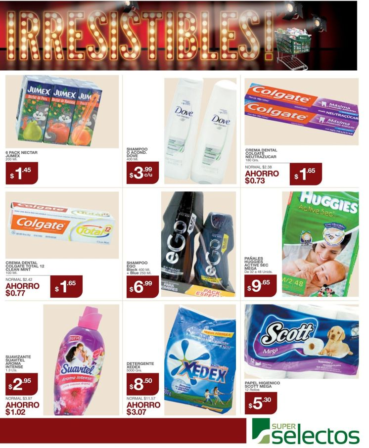 promociones irressistibles del superselectos - 30jun15