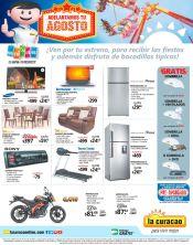 Adelantamos tu agosto RECIBE las fiestas con ofertas de LA CURACAO - 24jul15
