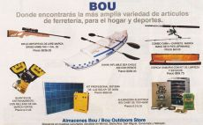 BOU outdoors store deals KAYAK FISH ELECTRIC GRILL SOLAR KIT