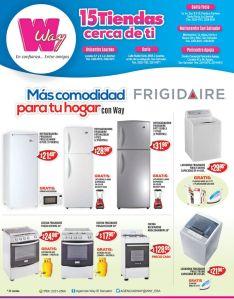 Comodidad para tu hogar en linea blanca ofertas WAY - 10jul15