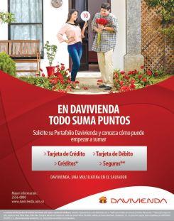 Forex benefits DAVIVIENDA bank el salvador