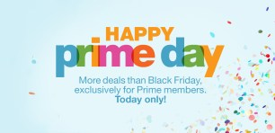 Happy PRIME DAY amazon online store TODAY 15jul15