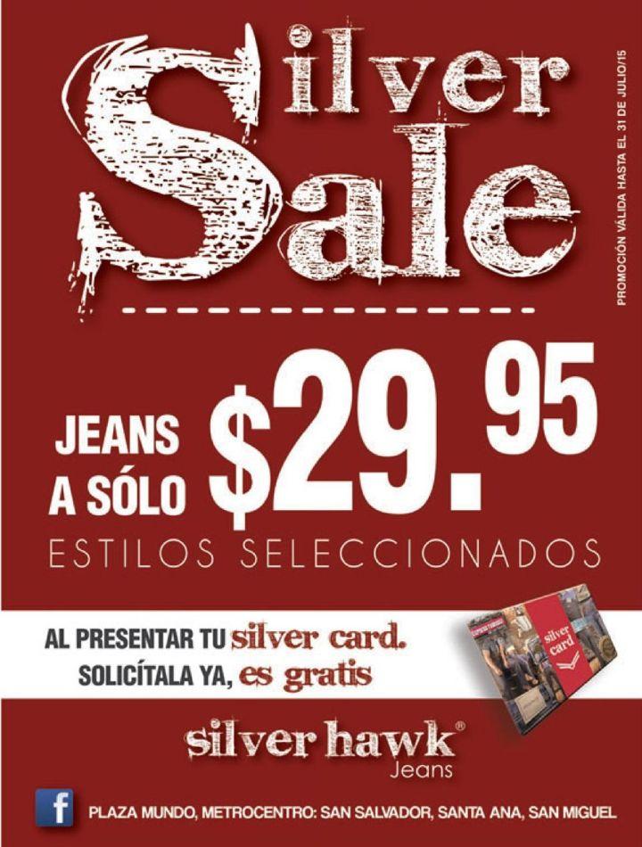 JEANS deals silver sale promotions - 15jul15