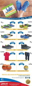 Julio maratonico SPORT SHOES offer Jaguar Sportic