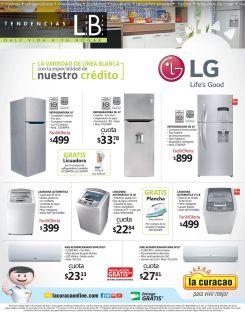 LG tendencias en linea blanca ofertas lacuracao - 17jul15