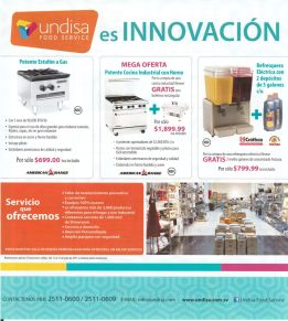 Mega OFERTON cocina insustrial con horno maquina electrica de REFRESCOS