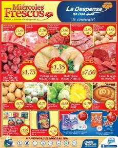 NO vayas muy lejos LA DESPENSA con las mejores ofertas frescas - 22jul15