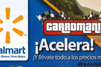 Racing automobile promotions WALMART auto deals
