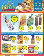 Tus boquitas y snacks preferidos WALMART vacations deals