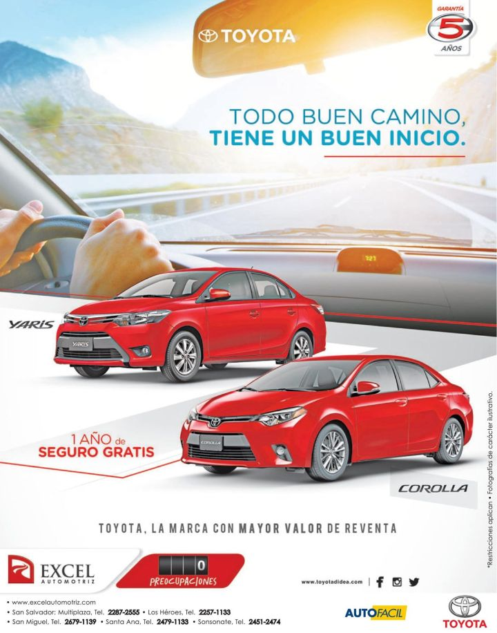 auto deals Toyota road and good trip