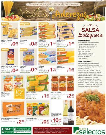 enjoy SALSA BOLOGNESA recipe