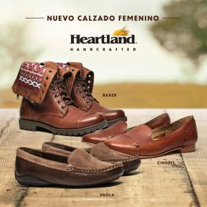 new shoes for girls HEARTLAND hand crafted by SIMAN