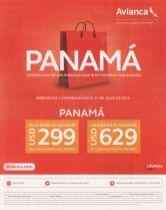 oferta PANAMA viajes via AVIANCA 299 dolares