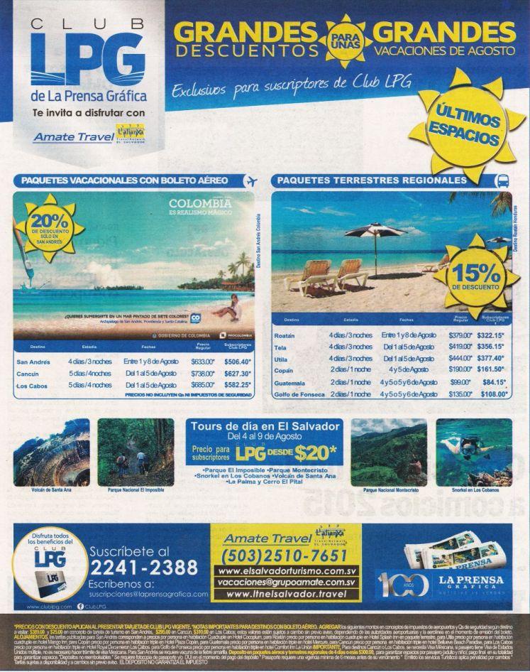 paquete de Vacaciones irresistibles en playas de COLOMBIA