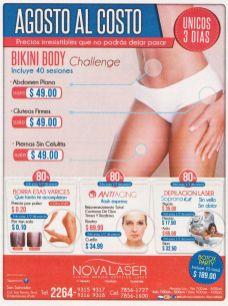 BIKINI body challenge BELLEZA a tu alcance