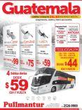 COMPRA de boletos a guatemala via internet PULMANTUR