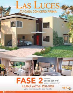 Compra casa en el salvador LA LUCES fase 2