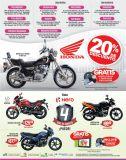 Compra moto nueva y ecomicas en agencias WAY