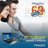Computers laptop portatiles CON 30 OFF en PRado aniversario