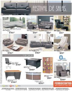 Ferrocentro FURNITURE fest gran variedad de sala para tu oficina u hogar