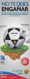 Jaguar Sportic DISTRIBUIDOR MIKASA balones originales de futbol