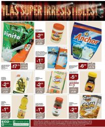 Las ofertas super irresistible de superselectos hoy lunes 31ago15
