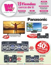 PANASONIC electric device for home AGENCIAS WAY ofertas