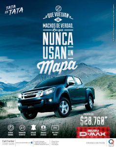 Pick up ISUZY D-max series great truck deal experience