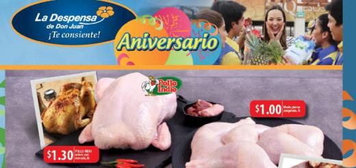 Promociones de aniversario 2015 la despensa de don juan
