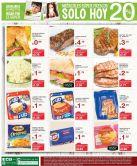 Promociones y Ofertas en jamones y embutidos FUD super selectos - 12ago15
