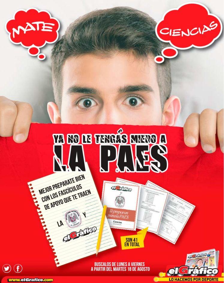 Saca buena NOTA en la PAES 2015 con estos Cursos Ejemplos y Fasiculos
