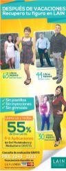 Sin inyecciones Sin pastillas BAJAR DE PESO en posible con LAIN