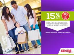 Vamos de compras en familia a SEARS el salvador