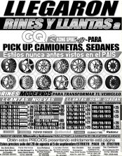 car accesories DEALS rines y llantas en oferta