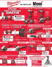 BLIZT MILWAUKEE nueva linea de herramientas electricas en VIDRI