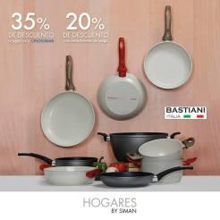 Diviértete cocinando con Bastiani promociones SIMAN