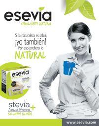 ESEVIA endulzante natural azucar morena