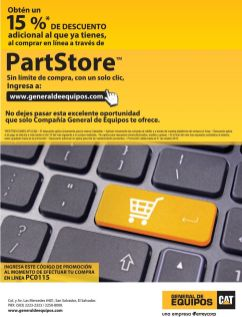 General de equipos CAT promotion online 15 OFF