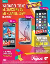 Mira las promociones de DIGICEL el salvador - 11sep15