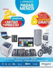 Pantallas COCINAS laptops refris y mas PRADO promociones - 19sep15