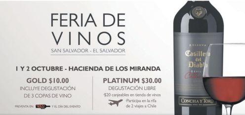 WINE fest elsalvador 2015