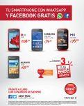 Whatsapp y facebook GRATIS en tu nuevo celular CLARO