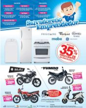 YUMBO motorcycle promociones WAY BAJAJ motocicletas