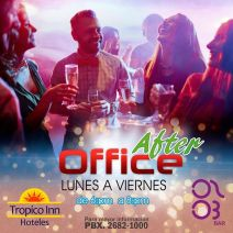 after office Tropico Inn resort el salvador