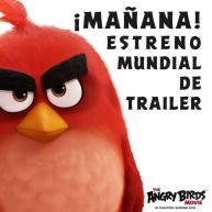 estreno mundial TRAILER the angry birds MOVIE