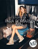 new collection MD shoes para chicas que se portan MAL