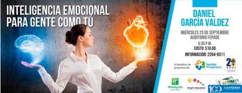 seminario Inteligencia emocional para gente como tu